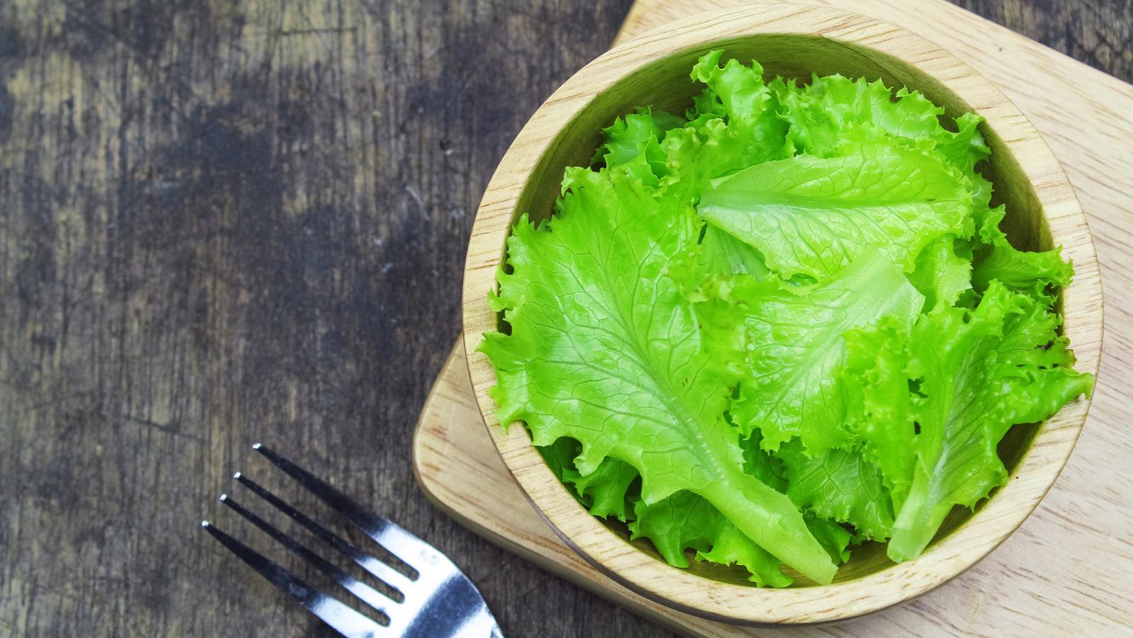 Dieta a detoxikace snadno: Z tohoto důvodu je dobrý salát!