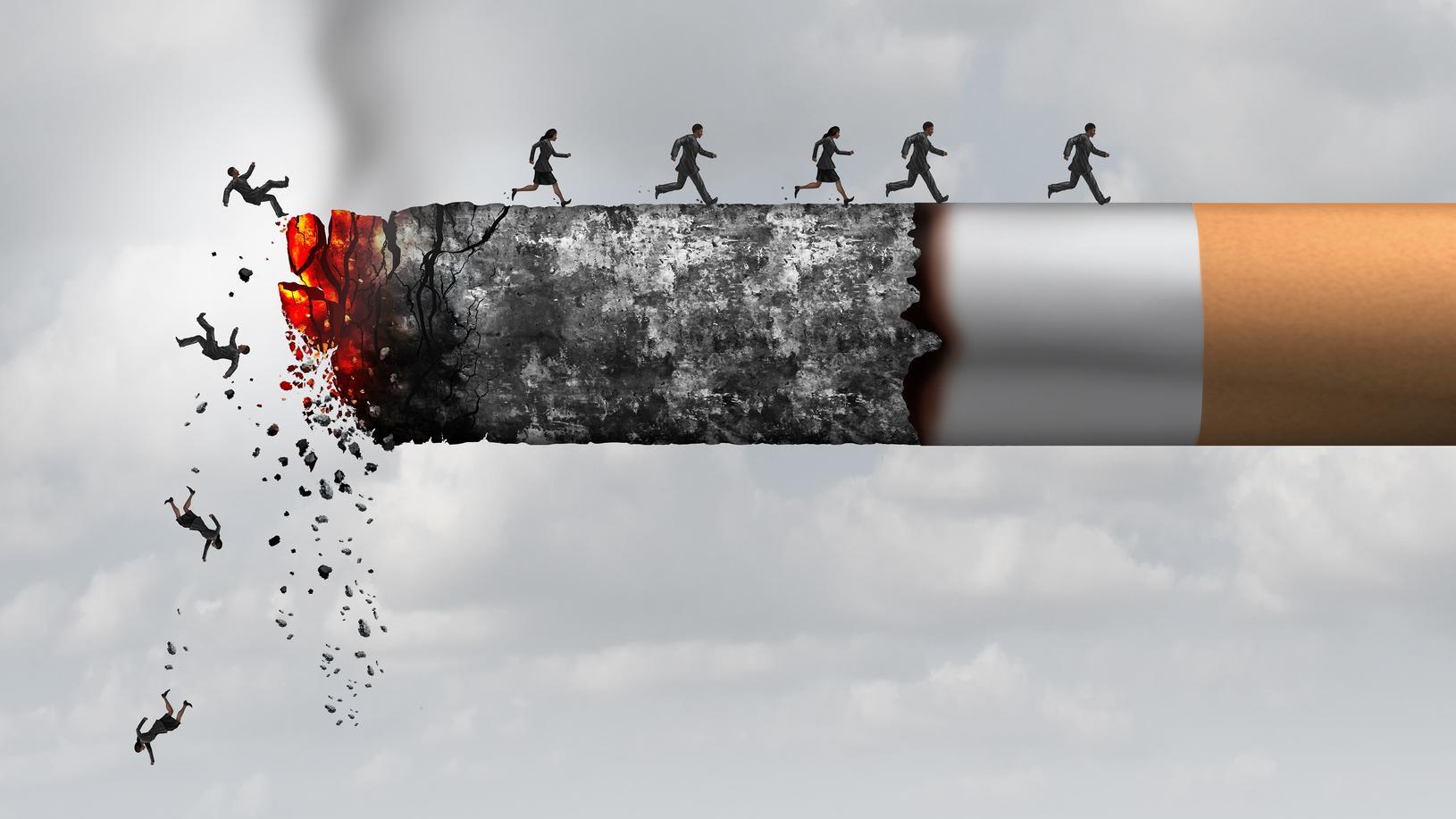 A dohányzás cardiovascularis hatásai