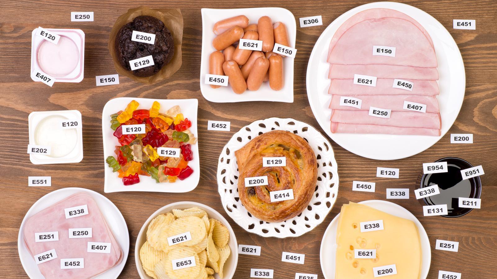 Allergia agli additivi alimentari: sintomi ingannevoli