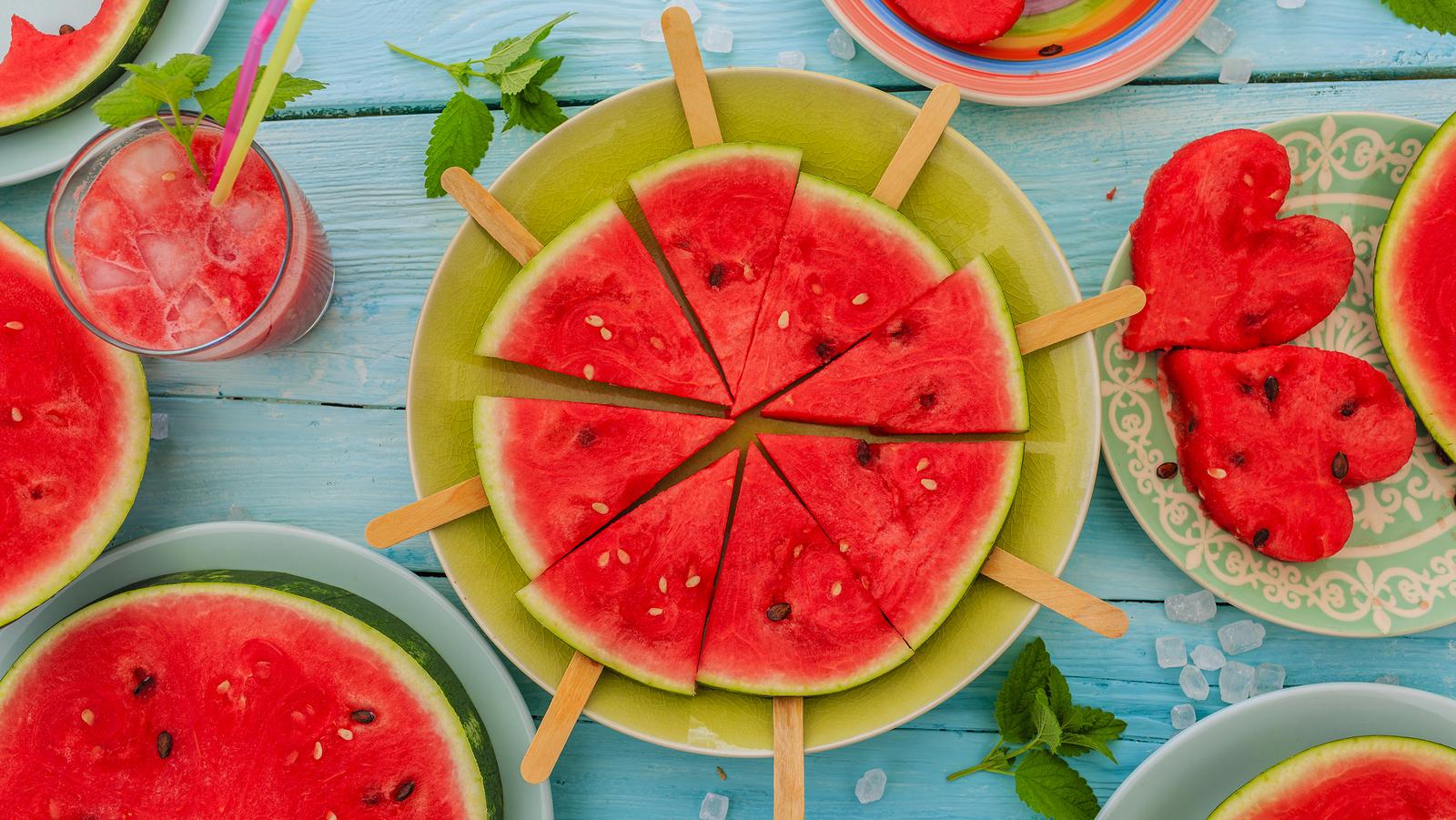 Egyen görögdinnyét érszűkület, vesekő, magas vérnyomás ellen