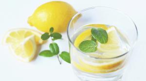 Menta-citrom diéta