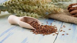 I semi di lino meravigliosi