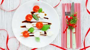 Vegetariánské vánoční menu? Je to tak, i bez masa se dají připravit sváteční pokrmy.