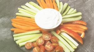 Tavaszi piknik egészséges ételekkel