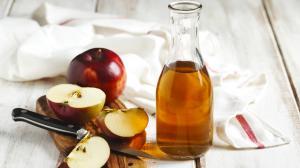 Jablečný ocet: lék zevnitř i zvenku