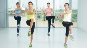 Pozytywne właściwości aerobiku