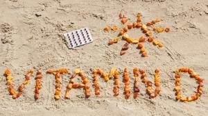 Napozással képtelenség pótolni az összes D-vitamint