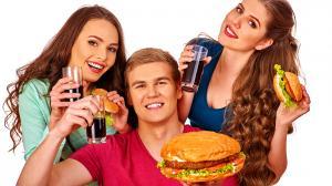 Perché desideriamo il menu dei fast food?