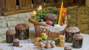 Húsvéti szimbólumokból ünnepi falatok