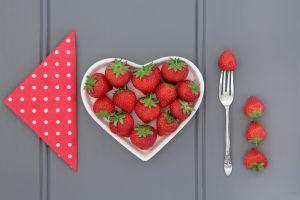 Erdbeere, die Frucht des Sonnenkönigs