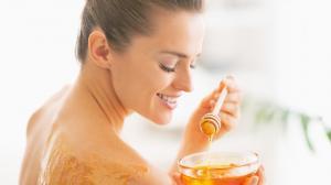 Hautpflege mit Honig
