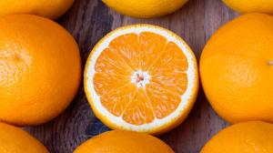 Orange – petit soleil d'hiver