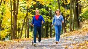 Nordic Walking, la Camminata Nordica