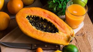 Emésztési zavarok: hívja segítségül a papayát!