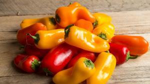 Il regalo del Messico: i peperoni