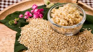 Quinoa: a laktóz- és gluténmentes gabonapótló
