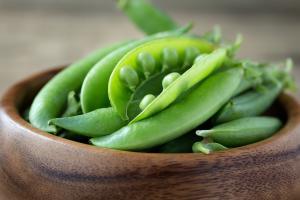 Borsó, a zöld vitamingyöngy
