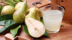 Sechs wohltuende Wirkungen der Birne