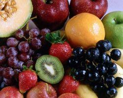 Cura de fructe si legume vara