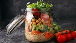 VB6 diéta: egy félig vegán egészségmegőrző étrend